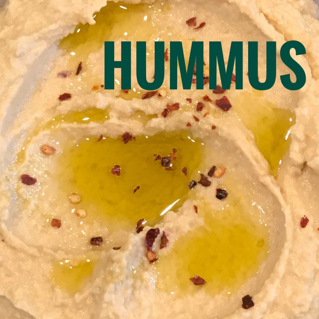 Fantastic Spicy Hummus with Zest